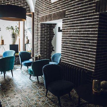 Luxusní pobyt s nádechem historie v centru Kroměříže