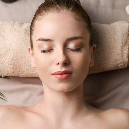 Luxus pro princezny: kosmetika, masáže i zábal