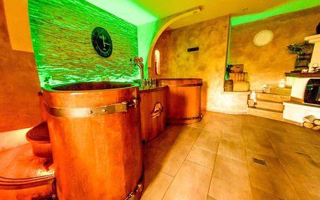 Hotel Beskyd s privátním wellness a polopenzí