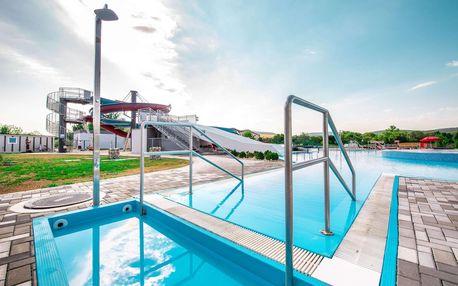 Termály Malé Bielice s polopenzí a bazény s 38 ° C