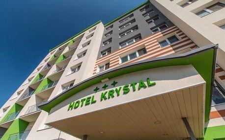 Hodonín, Jihomoravský kraj: Hotel Krystal