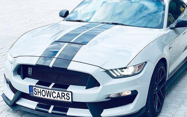 Jízda ve Ford Mustang GT350 SHELBY | Praha | 1. duben - 31. říjen (středa - neděle). | 70 minut vč. administrativy a instruktáže.3