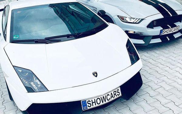 Lamborghini Gallardo 570-4 vs. Ford Mustang SHELBY   Praha   1. duben - 31. říjen (středa - neděle).   70 minut vč. administrativy a instruktáže.2