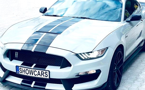 Jízda ve Ford Mustang GT350 SHELBY | Praha | 1. duben - 31. říjen (středa - neděle). | 70 minut vč. administrativy a instruktáže.4
