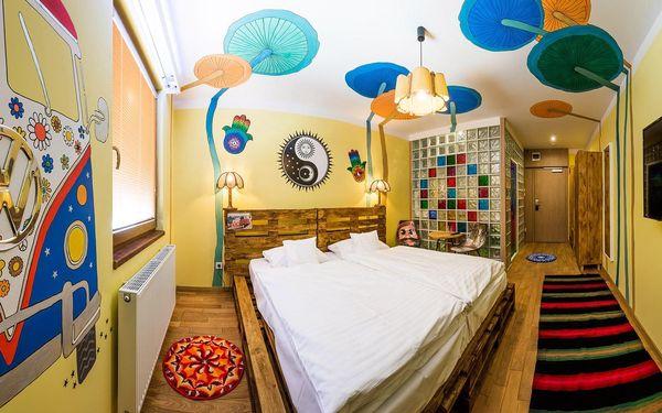 Co pokoj, to originál: designový hotel v Ostravě