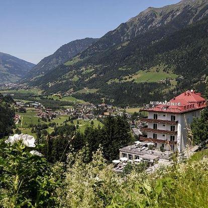 Rakouské Alpy: Design Hotel Miramonte