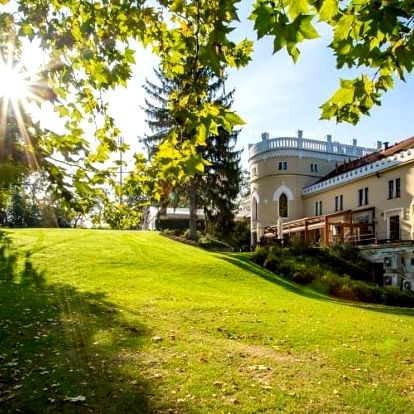 Piknikové odpoledne s dobrotami z Chateau St. Havel