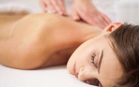 Úleva bolestivým svalům: 45 až 80 minut masáže