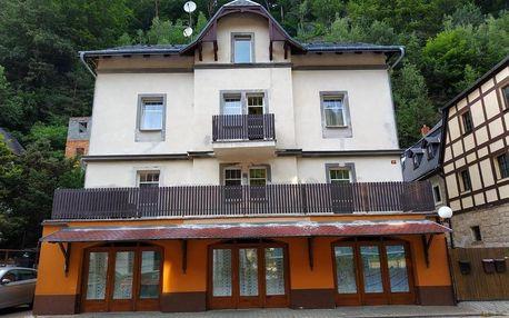 Národní park České Švýcarsko: Apartmány U Lípy