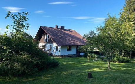 Plzeňský kraj: Chalupa Svojše - druhá zóna N P