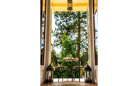 České středohoří: SPA Villa Residence by Villa Rosa Residence