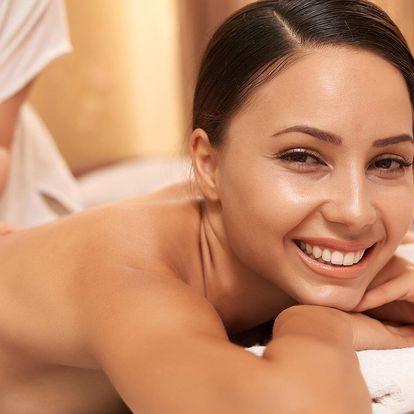 Manuální lymfatická masáž celého těla a obličeje