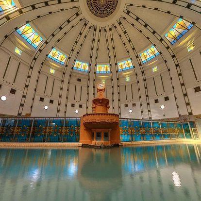 Piešťany, Thermia Palace Ensana Health Spa Hotel***** s unikátní termální vodou a léčivým bahnem