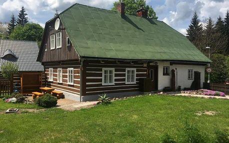 Liberecký kraj: Rodinná chalupa jen pro sebe