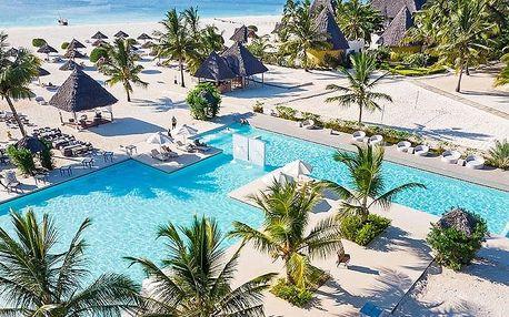 Tanzanie - Zanzibar letecky na 8-15 dnů, polopenze