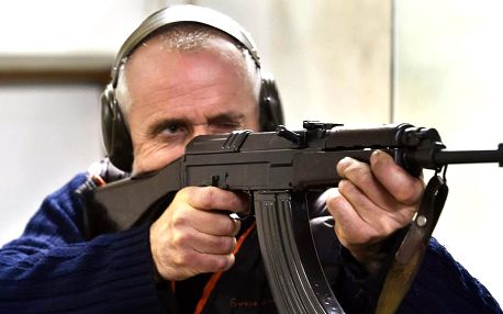 Střelba na kryté střelnici v Třešti až pro 2 osoby