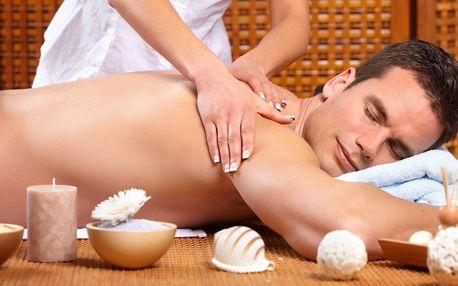 Až 80 minut relaxace pro muže v salonu Thai Sun