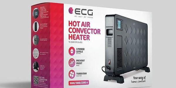 ECG KT 10 Keramické topení3
