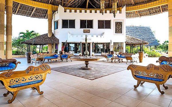 Hotel The Royal Zanzibar Beach Resort, Zanzibar, letecky, all inclusive2