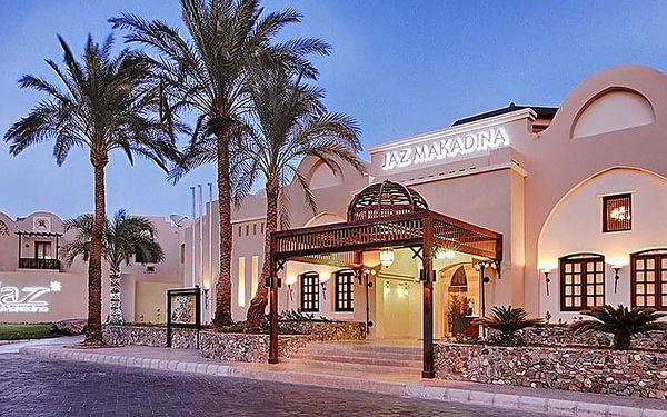 Hotel Madinat Makadi Jaz Makadina, Hurghada, letecky, all inclusive2