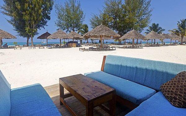Hotel Sunset Kendwa, Zanzibar, letecky, snídaně v ceně2