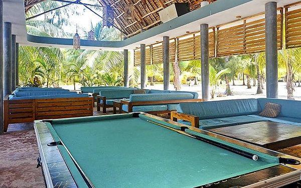 Hotel Sunset Kendwa, Zanzibar, letecky, snídaně v ceně3