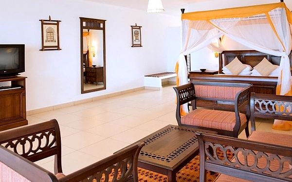 Hotel The Royal Zanzibar Beach Resort, Zanzibar, letecky, all inclusive4