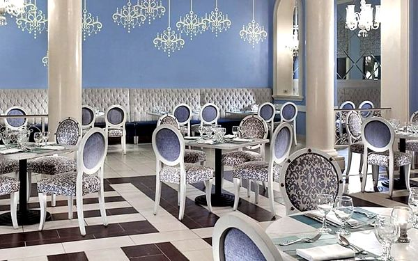 Hotel Jaz Aquamarine Resort, Hurghada, letecky, all inclusive4