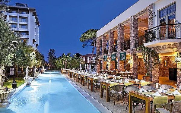 Hotel Ela Quality, Turecká riviéra, letecky, all inclusive4