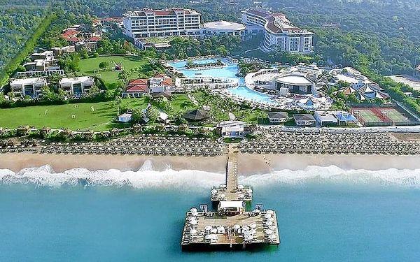 Hotel Ela Quality, Turecká riviéra, letecky, all inclusive5