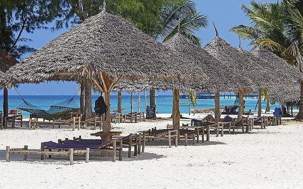 Hotel Sunset Kendwa, Zanzibar, letecky, snídaně v ceně4