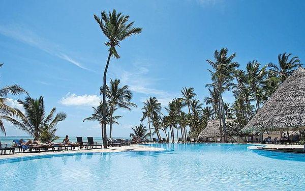 Tanzanie - Zanzibar letecky na 8-16 dnů, polopenze