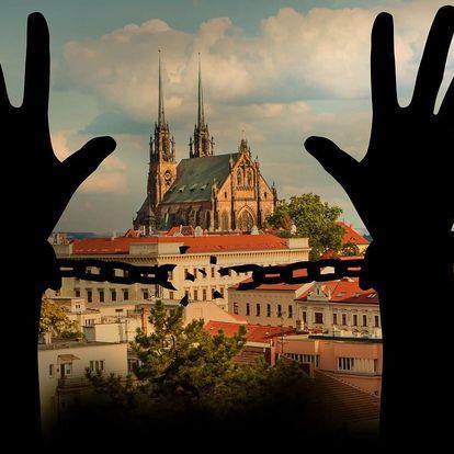 Zachraň Brno: akční únikovka až pro 6 hráčů