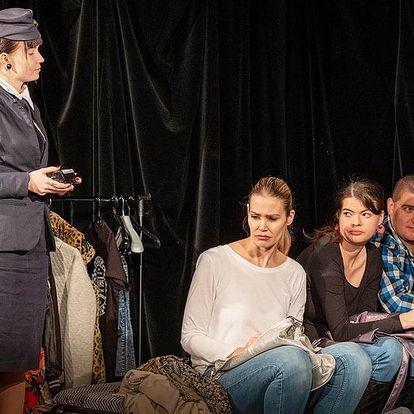 Hercem na zkoušku v divadle Procity