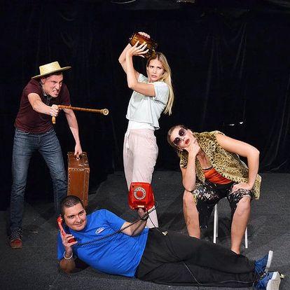 Víkendový herecký seminář v divadle Procity