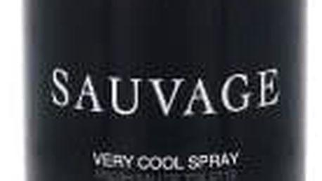 Christian Dior Sauvage Very Cool Spray 100 ml toaletní voda pro muže