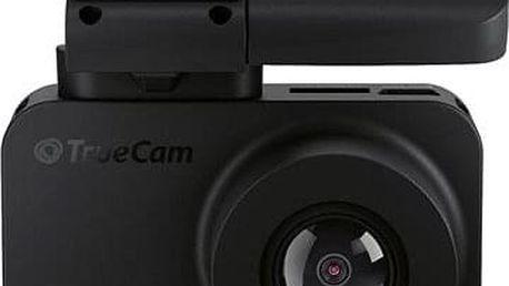 Autokamera TrueCam M7 GPS Dual (s detekcí radarů)