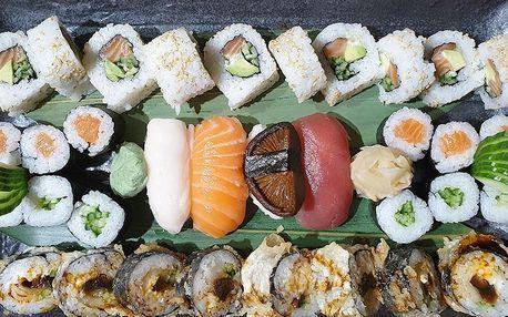Kurz přípravy sushi se sushi masterem