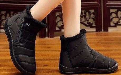 Dámské zimní boty Kierra