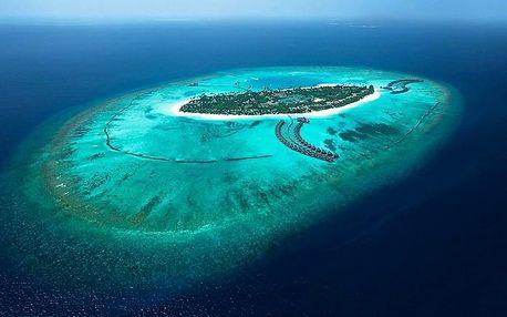 Maledivy letecky na 7-16 dnů, snídaně v ceně