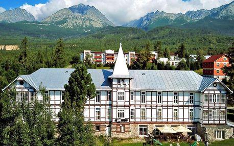 Pobyt v adult friendly hotelu s výhledem na Gerlach