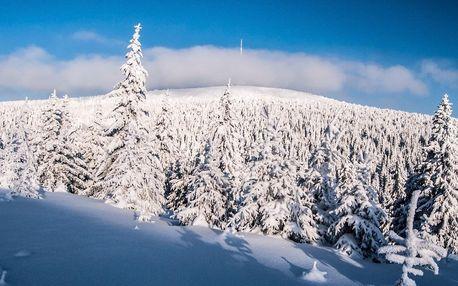 Zima v Jeseníkách: 3–6 dní s domácí polopenzí