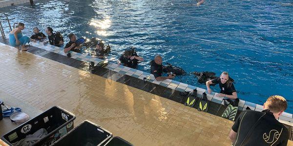 Potápění na zkoušku pro pokročilé (2 osoby)2