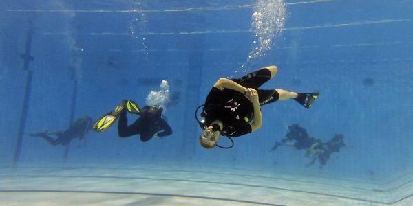 Potápění na zkoušku pro pokročilé (2 osoby)3