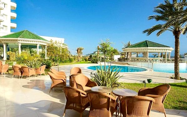 Hotel Iberostar Selection Royal El Mansour, Tunisko pevnina, letecky, all inclusive2