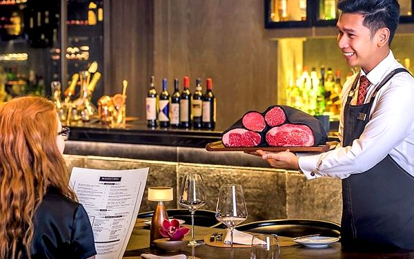 Hotel Beach Rotana, Dubaj, letecky, snídaně v ceně2