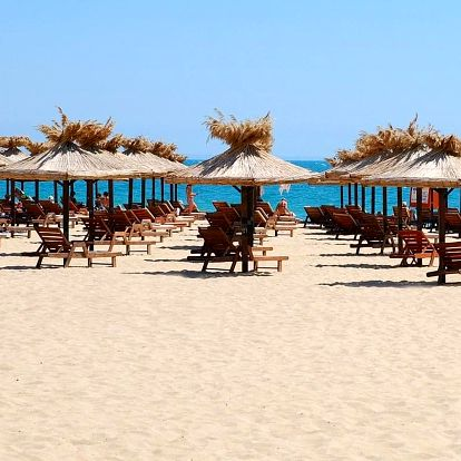 Bulharsko Slunečné pobřeží Cacao Beach, apartmány pro 2 až 6 osob...