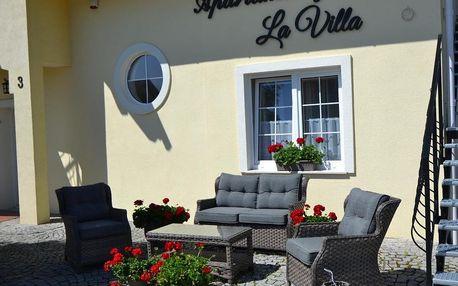 Polsko - Kudowa-Zdrój: Apartamenty La Villa