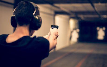 Zamiřte na profi střelnici a zkuste až 7 zbraní