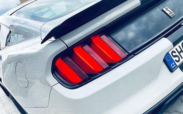 Jízda ve Ford Mustang GT350 SHELBY | Brno | 1. duben - 31. říjen (v předem vypsané termíny). | 70 minut vč. administrativy a instruktáže.2